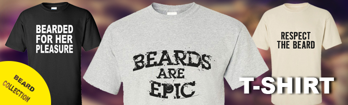 Beards T-shitrs