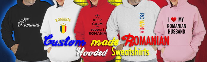 Romanian Hoodies