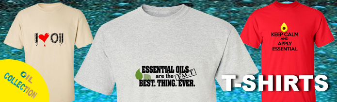Esential Oils T-shirts