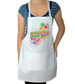 Honeymoon Wedding Apron