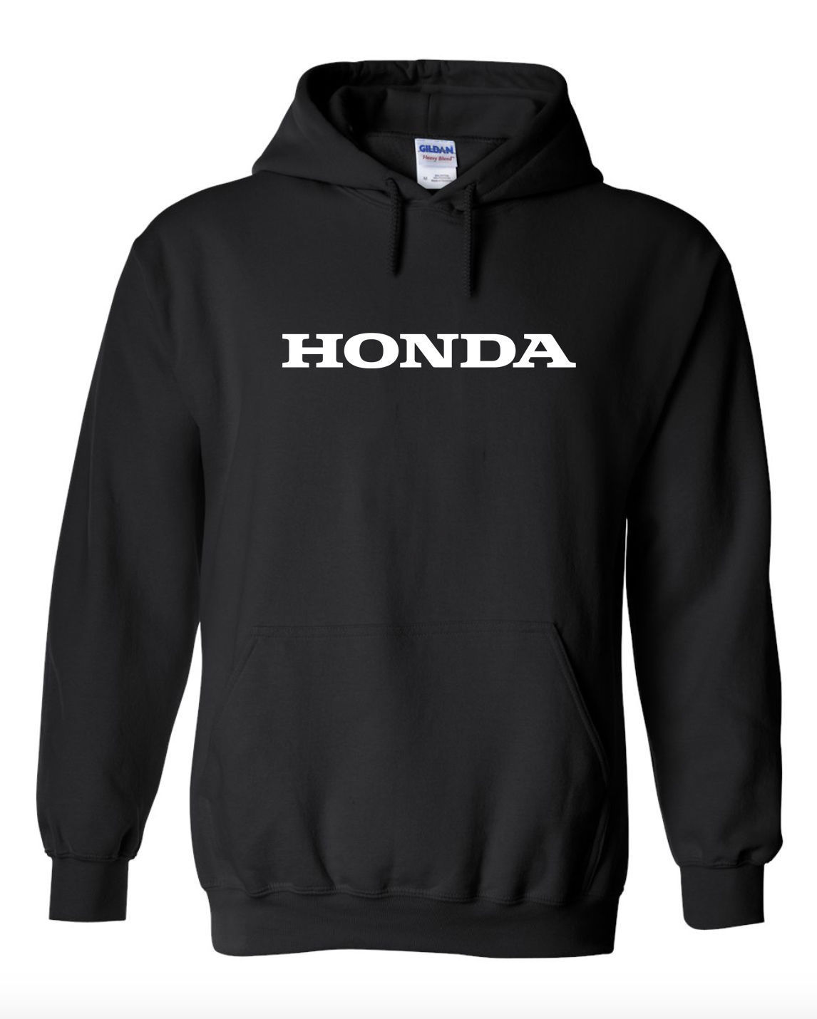Honda Auto Hooded Sweatshirt