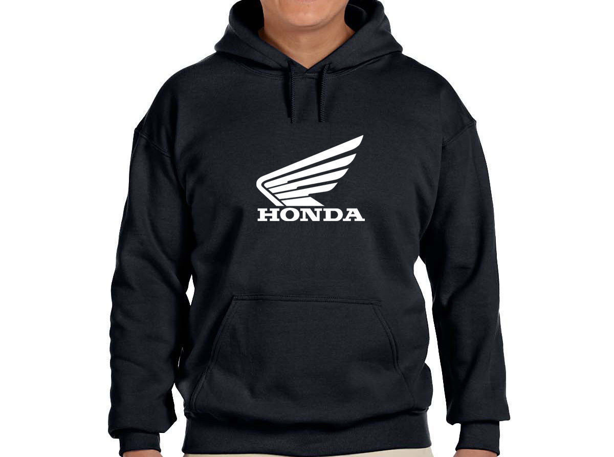 Honda Racing Hooded Sweatshirt