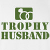 Trophy Husband Wedding T Shirt