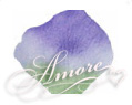 Silk Rose Petals Vogue (Green and Lavender)